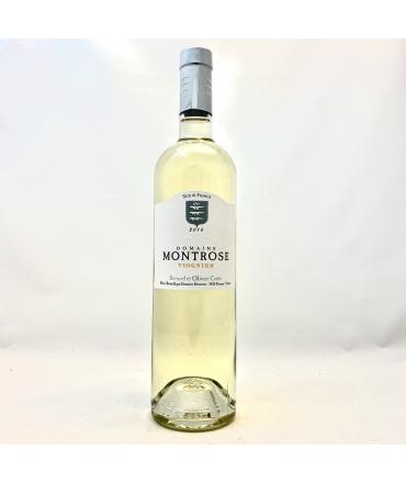 Domaine Montrose « Viognier » blanc 2015
