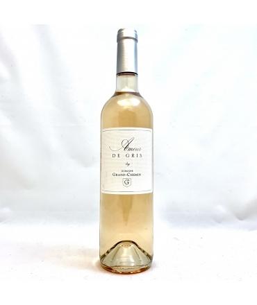 Domaine du Grand Chemin « Amour de gris » rosé 2015