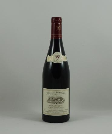 Mas de Fournel « Cuvée pierre » rouge 2014