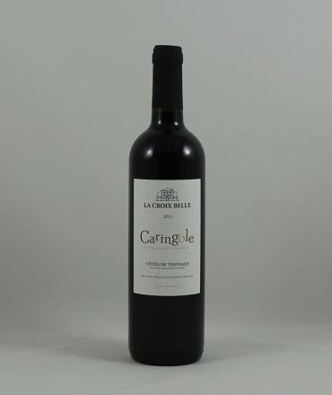 Domaine La Croix Belle « Caringole » rouge 2015